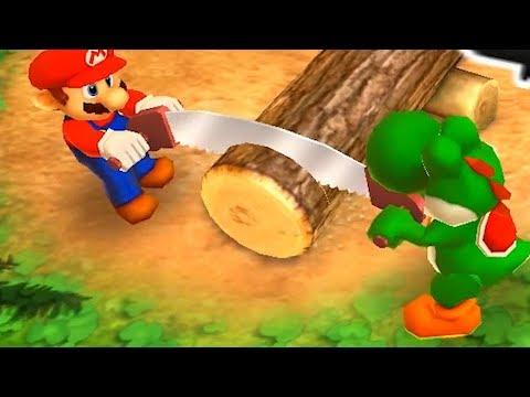 Mario Party The Top 100   Minigames Mario vs Luigi vs Yoshi vs Wario