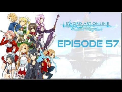 Sword Art Online: Hollow Fragment - Sinon's Breakdown  - Episode 57 -