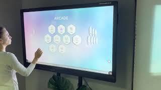 TechnoBoard Belarus - программное обеспечение Snowflake Entertainment обзор меню