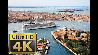 4k Kreuzfahrt MSC MUSICA Cruise Ship Tour Italy Montenegro Greece K...