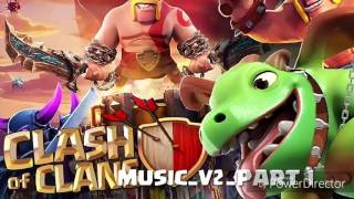 RELAXING MUSIC FROM CLASH OF CLANS JULY 2017