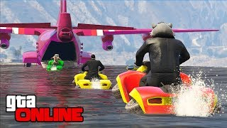 STUNTING FAILS, SUITABLE FOR ALL ADVERTISERS!    GTA 5 Online    PC (Funny Moments)