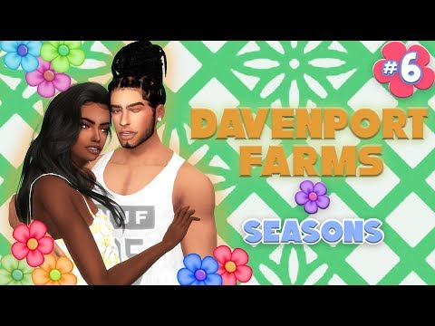 ?The Sims 4 Seasons?Davenport Farms?#6 They're Here! thumbnail