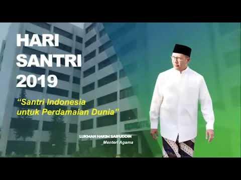 """VIRAL"" NEW - LAGU HARI SANTRI 2019"