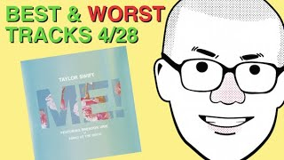 Weekly Track Roundup: 4/28 (ME! ME! ME! Taylor Swift is back...)