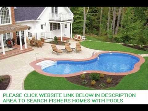 Fishers Indiana Homes For Sale With Pool - View All 50+ Homes