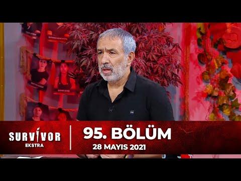 Elif, Sakatlanıp Parkuru Bıraktı   Survivor Ekstra 95.Bölüm