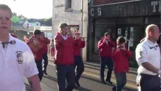 Sons Of Ulster Dromore (P2) @ Kinallen Parade 25-05-2012