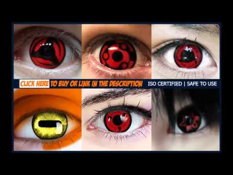 Where To Buy Halloween Contact Lenses