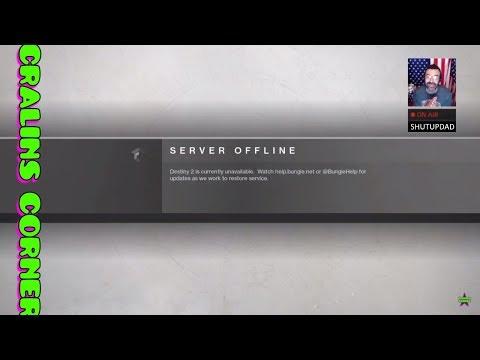 Titan Tea Party / Destiny Are Servers Down / Ep.16