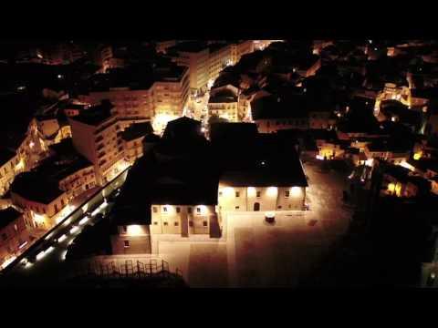 Catanzaro panoramica aerea centro storico