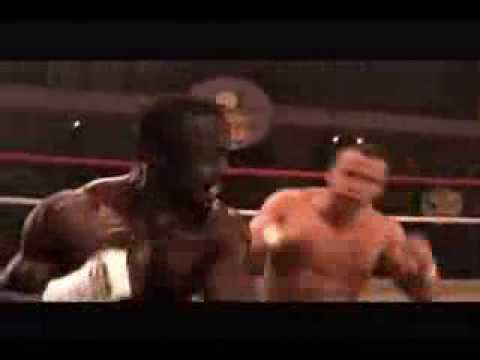 Mykel Shannon Jenkins  Fight