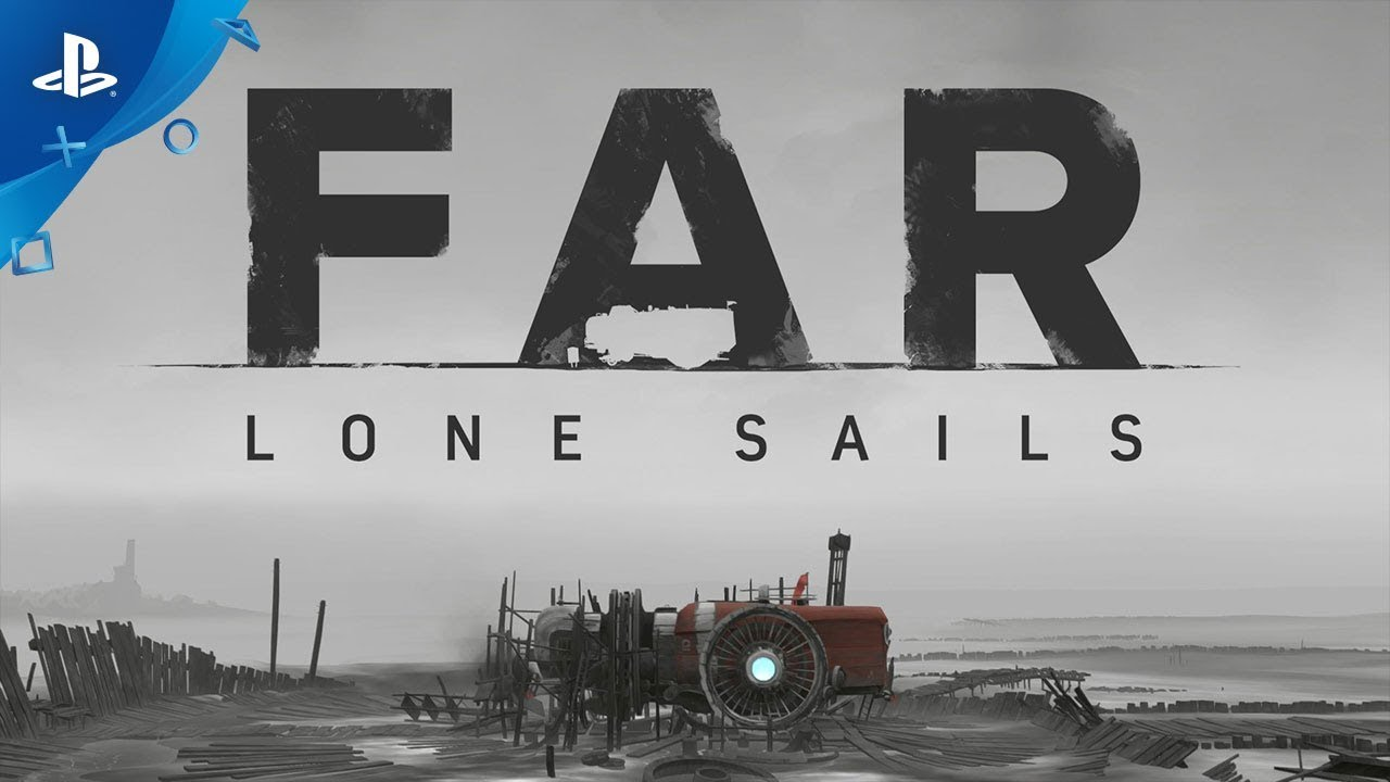 FAR: Lone Sails – Announcement Trailer | PS4
