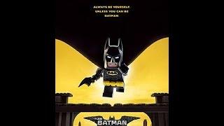 THE LEGO BATMAN MOVIE TRAILER (2017) - SAVE GOTHAM CITY