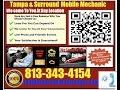 Mobile Mechanic St Petersburg FL 813-343-4154 Auto Car Repair Service