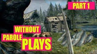 Skyrim VR PSVR 12-hour Livestream Part 1