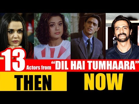 """13 Bollywood Actors from """"DIL HAI TUMHAARA"""" 2002 