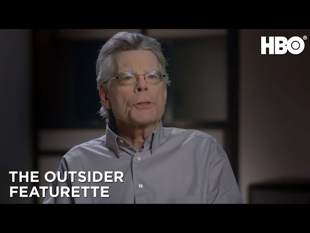 The Outsider: Stephen King and The Outsider Featurette | HBO