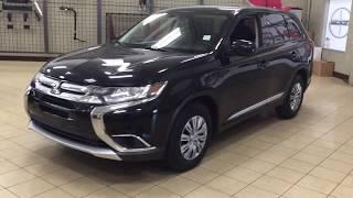 2016 Mitsubishi Outlander ES Review