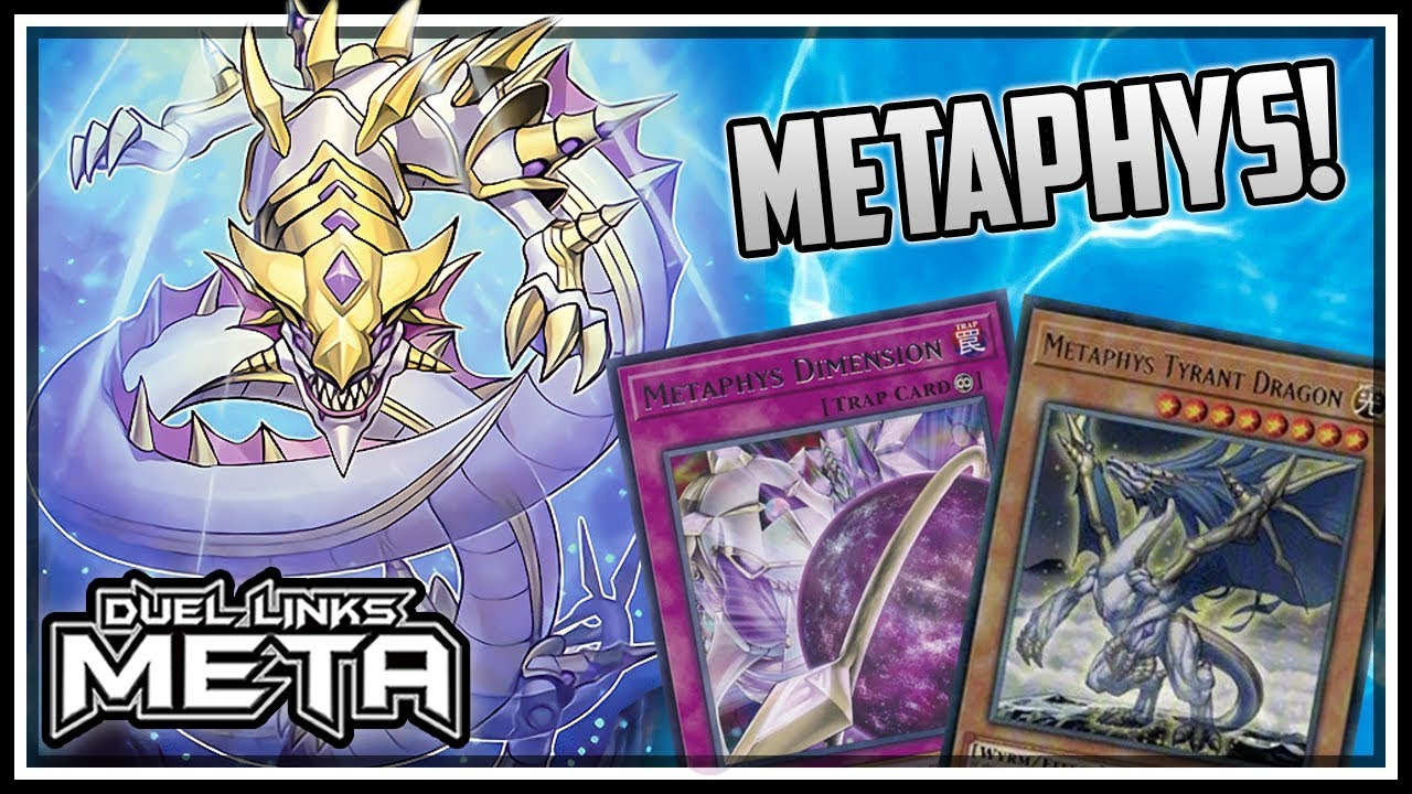 NEW Metaphys are Great! Big Brain Deck! [Yu-Gi-Oh! Duel Links]