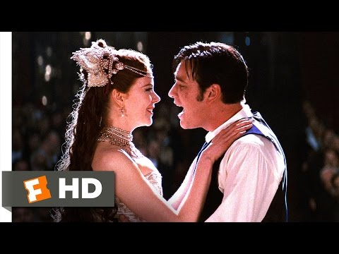 Moulin Rouge! 45 Movie CLIP  Come What May 2001 HD