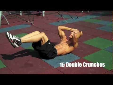 FRANK MEDRANO SUPERHUMAN Abs Slicing Exercises for RIPPED ABS!!!