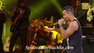 Romeo Santos - Todavía me amas - Festival de Viña del Mar 2015 HD