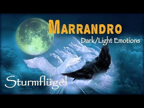 MARRANDRO  Sturmflügel - Flügel, aus Träumen gemacht, getragen voll stürmischer Fantasie