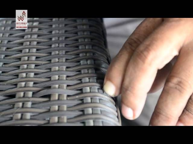 Broken Weaving Of The Chair, Plastic Rattan Garden Furniture Repair Kit