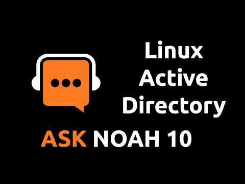 Linux Active Directory | Ask Noah 10