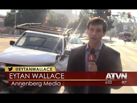 Hit-and-Run Suspect Hides on USC Campus, Triggers Massive Search -- Eytan Wallace Reports