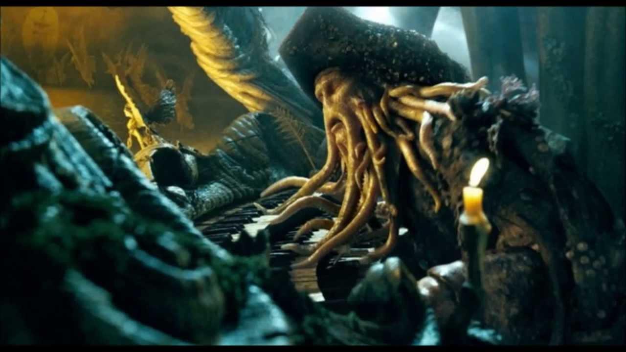 Wallpaper Hd Pirates Of The Caribbean Musique De Davy Jones Du Film Pirates Des Cara 239 Bes Hans