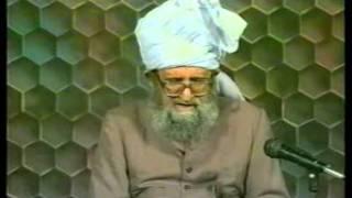 Urdu Dars Malfoozat #301, So Said Hazrat Mirza Ghulam Ahmad Qadiani(as), Islam Ahmadiyya
