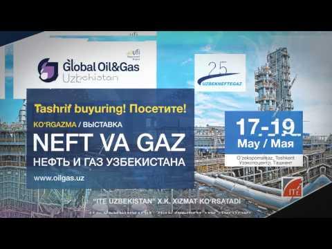 Global Oil & Gas Uzbekistan/OGU 2017