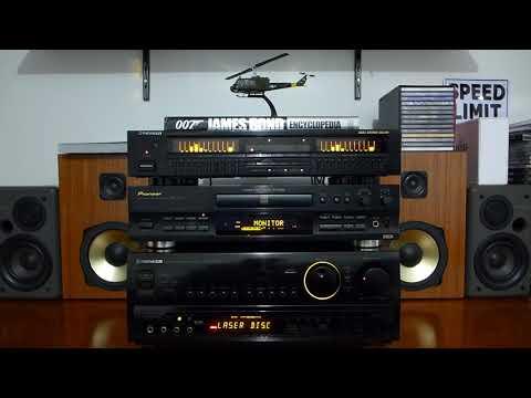Pioneer VSX-D903S + GR-777 Equalizer + PDR609 CD Recorder