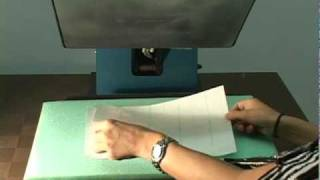 Image Clip Laser Light Heat Transfer Paper.mov