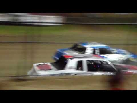 Stock Car Heat 1 @ Marshalltown Speedway 09/15/17