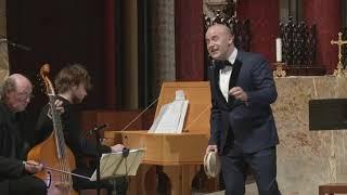 Concert Arias Baroques du contre-ténor Mathieu Salama