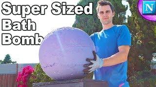SUPER SIZED BATH BOMB: Science Secret Recipe