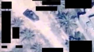RAF Reaper strike on ISIL vehicle in Iraq July 6 2015