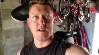 JBPT - New Garage Gym Conversion so far