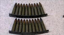Czech 7.62x39mm M43 Ball Ammo Review, Part 1