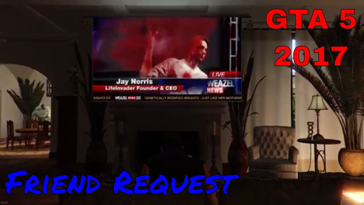 gta 5 friend request make money