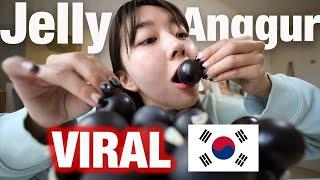 MUKBANG JELLY ANGGUR VIRAL KOREA 🤤🤤🤤🤤