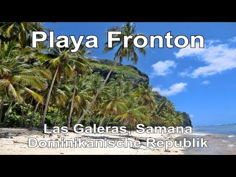 Playa Fronton, Las Galeras, Samana, Mai 2012