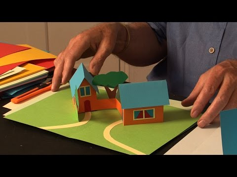 Pop Pop Up Books How To Make