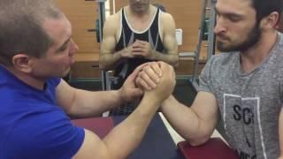 """armwrestling. Секреты """"Верха"""" от Абдулы Эльдарова, 9-ти кратного чемпиона мира."""