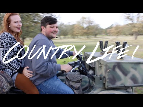 LIVIN' THE COUNTRY LIFE!