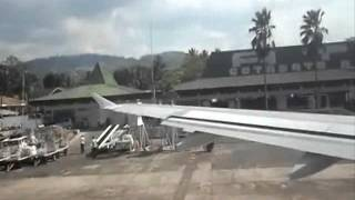 Cotabato City Airport Take Off