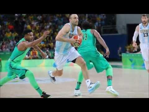 ARGENTINA-BRAZIL (  BasketballRIO2016)PHOTOS -FOTOS-NEW
